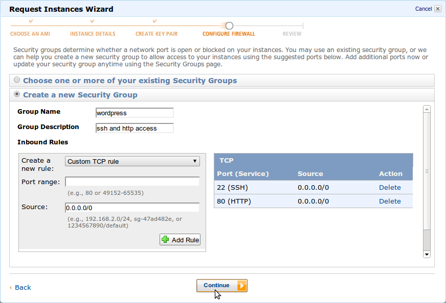 amazon_ec2_launch_instance_configure_firewall